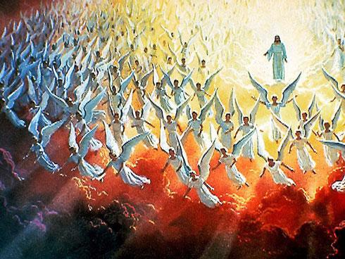 Los Ángeles - Jesucristo discipula a las naciones